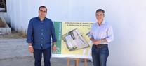 La Junta inicia las obras para la construcción del punto limpio de recogida de residuos de Bornos