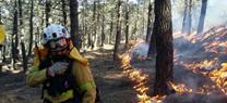 La Junta continúa formando en el manejo del fuego técnico al personal del Plan INFOCA en Almería