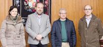 Reunión para la construcción de la depuradora de Villanueva del Duque-Alcaracejos