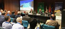 Responsables de medios aéreos en extinción de incendios comparten en Andalucía sus experiencias para mejorar la coordinación