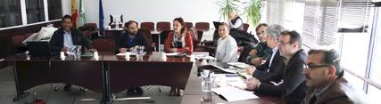 Delegación de Turquía en Doñana