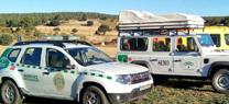 La Consejería de Medio Ambiente ha renovado en 131 vehículos su parque móvil en los dos últimos años