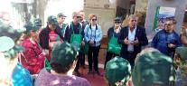Más de un centenar de mayores de la provincia participan en talleres del programa de educación ambiental de la Junta