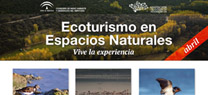 La Junta organiza nuevas actividades ecoturísticas en espacios naturales para el mes de abril
