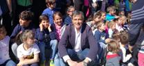 Medio Ambiente celebra una jornada de educación ambiental con escolares del CEIP Antonio Machado de Grazalema