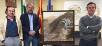Presentación de la obra del pintor Fernando García Herrera