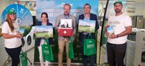 La Junta participa en la campaña Dona vida al planeta para reciclar aparatos eléctricos y electrónicos