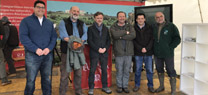 Fiscal señala a la Feria Internacional Doñana BirdFair como un ejemplo de desarrollo sostenible e implicación del territorio
