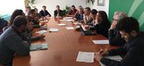 La comisión bilateral reactiva los proyectos de Presa de Alcolea y Canal de Trigueros con un calendario de licitaciones