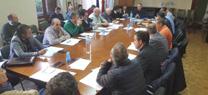 Junta y usuarios acuerdan el uso de agua hasta septiembre para garantizar el abastecimiento y el regadío en la Axarquía