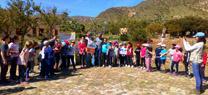 La Junta entrega al CEIP Federico García Lorca el premio del I Concurso de Carteles 'Hábitats litorales, tan cerca y tan lejos'