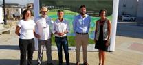 El delegado territorial de Medio Ambiente y Ordenación del Territorio, Ángel Acuña, ha inaugurado en Tarifa la exposición