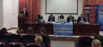 Acto de la Academia Iberoamericana de La Rábida
