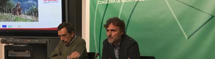Presentación censo de lince ibérico en Andalucía