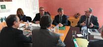 Agencias de Medio Ambiente de cuatro comunidades autónomas intercambian en Andalucía proyectos y experiencias