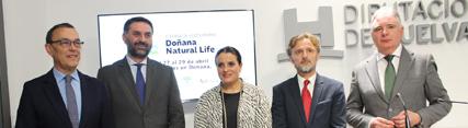 La Junta respalda la feria Doñana Natural Life, que aspira a convertirse en un referente internacional del ecoturismo