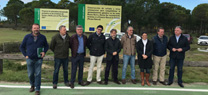 Medio Ambiente realiza obras para compatibilizar el uso ganadero con la conservación en el Espacio Natural de Doñana