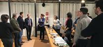 Andalucía acoge la reunión del grupo de expertos encargado de la reactivación de la Lista Verde en España