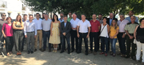 Las buenas condiciones de conservación de Doñana permiten la estabilización del milano real