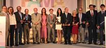 La Junta distingue el trabajo que los galardonados con los Premios Andalucía de Medio Ambiente realizan en defensa de la naturaleza
