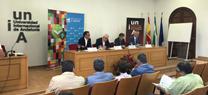 Inauguración curso de verano en la UNIA