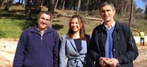 La Junta invierte cerca de 500.000 euros en trabajos preventivos contra incendios en El Gastor