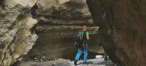 La Junta muestra el patrimonio hídrico y ambiental del Parque Natural Cabo de Gata-Níjar en una ruta por el río Alías