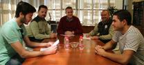 Estudiantes del IES Sierra de Gádor completan su formación con prácticas con los Agentes de Medio Ambiente de la Junta
