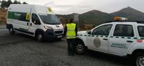 La Junta establece un dispositivo especial de prevención de incendios forestales durante las etapas de la Vuelta Ciclista