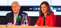 El sector andaluz del agua y la Junta presentan una campaña conjunta de consumo responsable