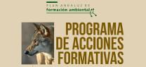 Plan Andaluz de Formación Ambiental 2018