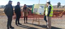 La Junta invierte 294.639 euros en el nuevo punto limpio de recogida de residuos de Fuente Obejuna