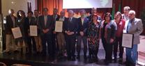 Entrega de los premios Paisaje de la Dehesa