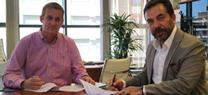 La Junta firma el contrato de redacción de dos nuevos proyectos de saneamiento y depuración en Medio Andarax y Bajo Almanzora