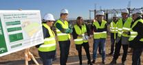 La Junta ha ejecutado el 25% de las obras de la nueva depuradora de aguas residuales de Níjar