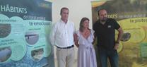 La Junta muestra en El Ejido los valores de los ecosistemas litorales a través de una exposición del proyecto