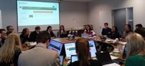 Medio Ambiente participa en Estonia en un taller sobre Compra Pública Verde y EMAS dentro del proyecto europeo