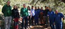 La Junta destina 60.000 euros a mejorar los equipamientos de uso público que tiene Laujar de Andarax en Sierra Nevada