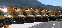 El Consejo autoriza el contrato para renovar los vehículos de extinción de incendios y emergencias ambientales