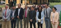 La Junta presenta en Córdoba material didáctico sobre la Vía Verde del Aceite para difundir los paisajes andaluces