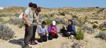 Medio Ambiente promueve en septiembre dos Campos de Voluntariado Ambiental en Cabo de Gata y Doñana