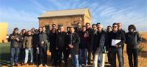 Muestra del proyecto del Estuario Norte del Odiel