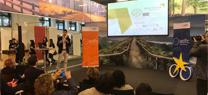Andalucía presenta en la ITB de Berlín varios proyectos para promover el cicloturismo en espacios naturales