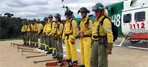 Convocada, tras dos años, la Oferta de Empleo Público de 120 plazas de bombero para el dispositivo Infoca