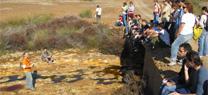78.050 euros destinados a la realización de proyectos de educación y sensibilización ambiental
