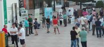 La Consejería participa en la I Feria de la Biomasa de Villanueva del Arzobispo