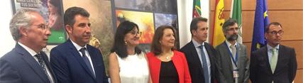 Huelva contará con un Centro Tecnológico de referencia para la investigación y la lucha contra los incendios forestales