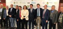 Jornada en la Federación de Regantes de Almería