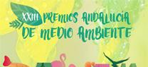 Abierta la XXIII edición de los Premios Andalucía de Medio Ambiente