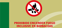 La Junta prohíbe el uso del fuego en los espacios forestales y de influencia forestal de Andalucía